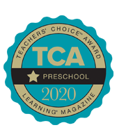2020 Teacher's Choice Award for Preschool