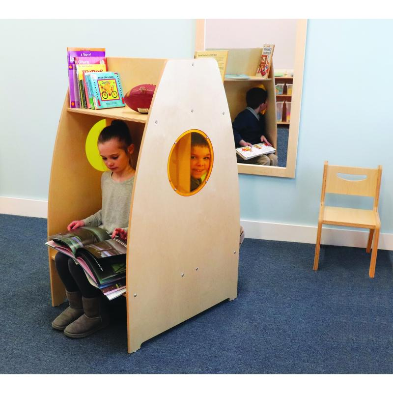 WB0209 - Two Sided Reading Pod