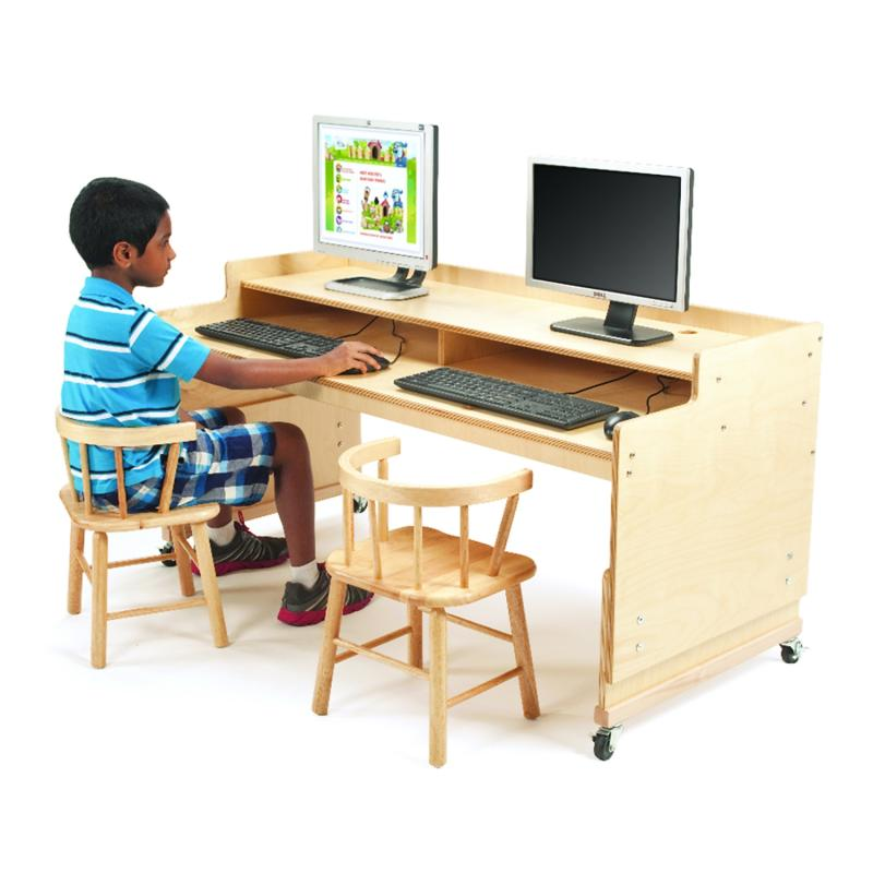 WB0483 - Adjustable Computer Desk