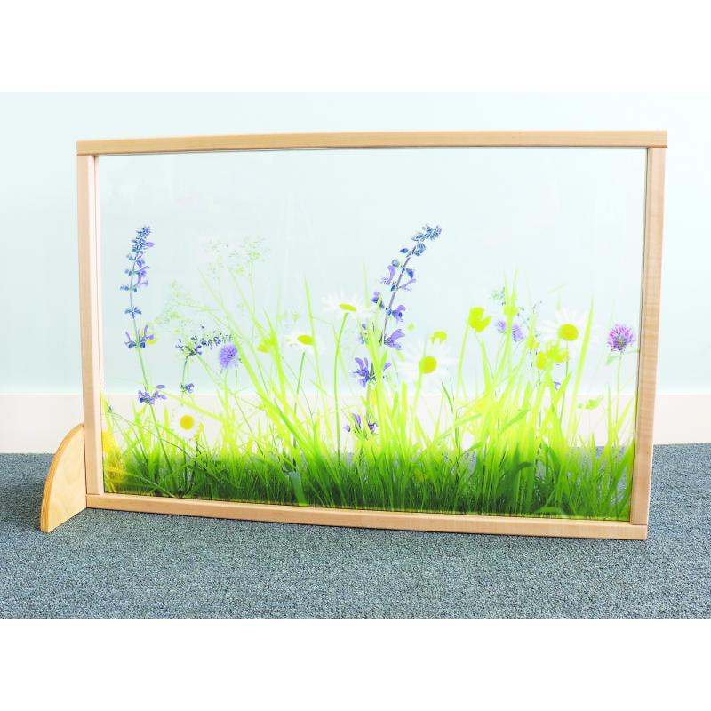 "WB0260 - Nature View Room Divider Panel 36""W"