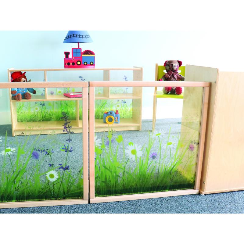 "WB0259 - Nature View Divider Panel 24""W"