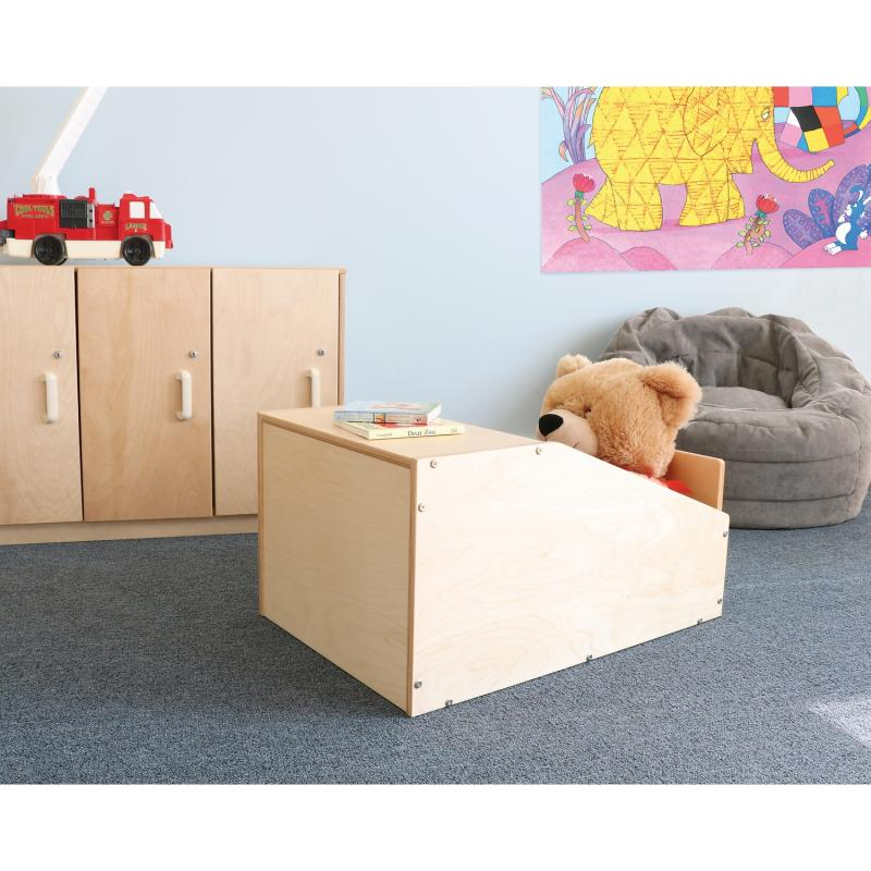 WB1713 - Quiet Space Cubby