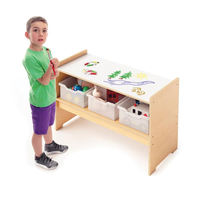 WB0545 - Play Table W/Write And Wipe Top