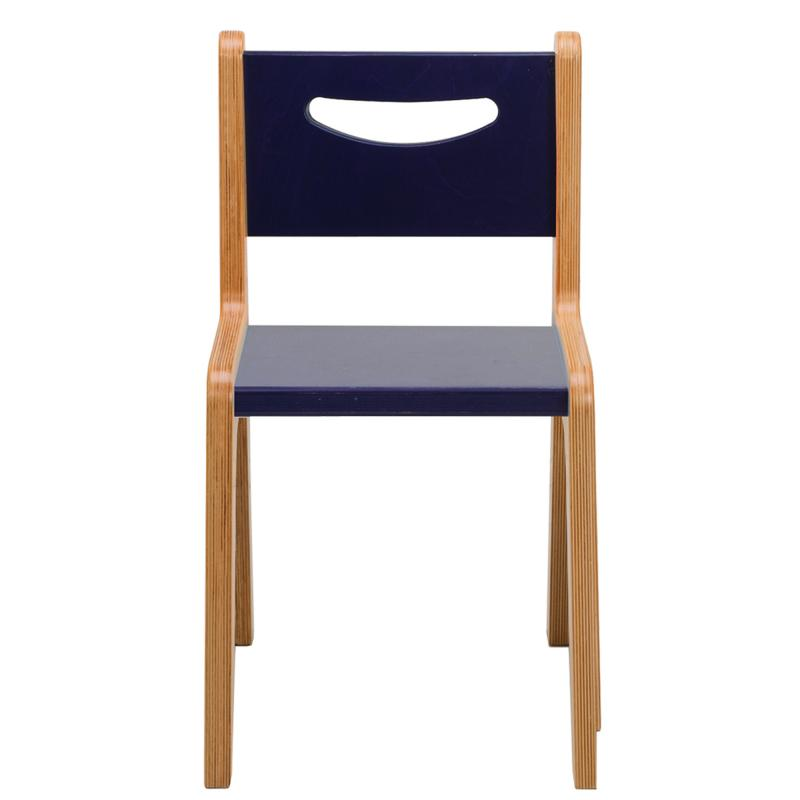 "CR2514S - Whitney Plus 14"" Scandinavian Blue Chair"