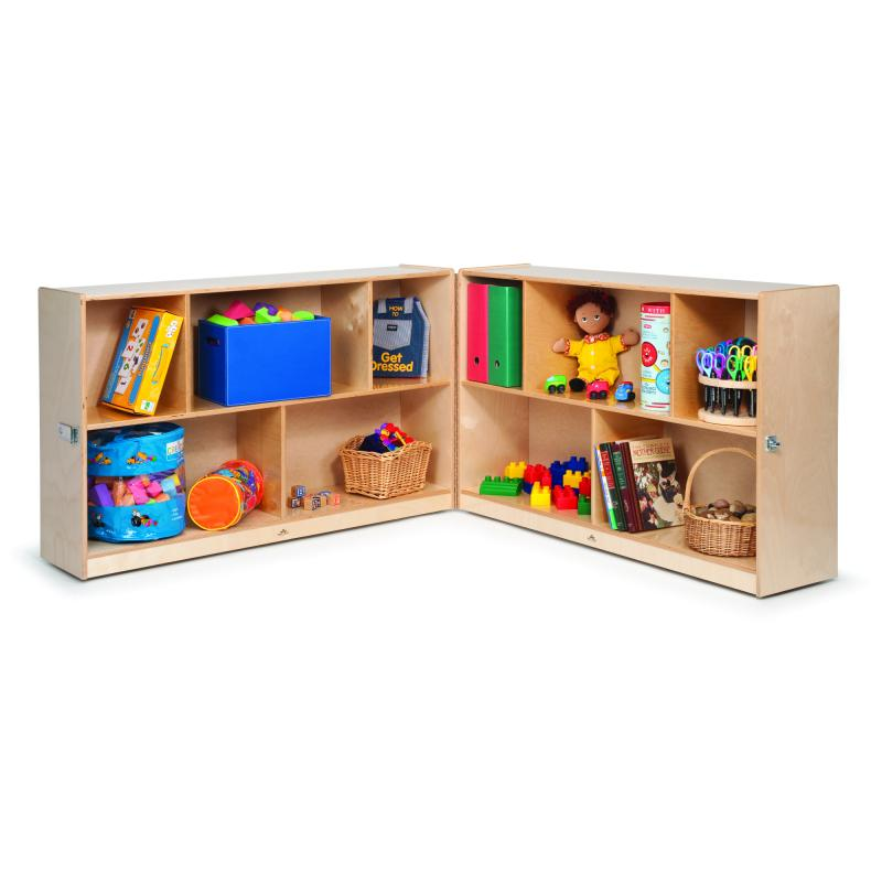 "WB0552 - 24"" Fold and Roll Storage Cabinet"