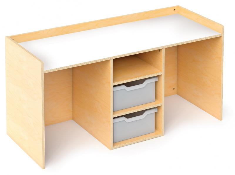 WB1678 - STEM Activity Desk With Trays