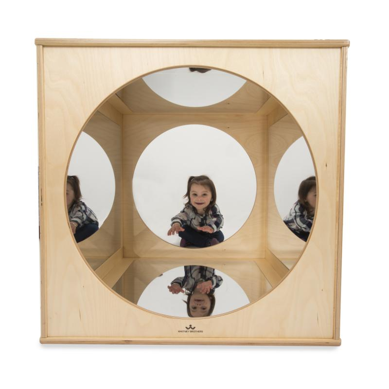 WB1846 - Kaleidoscope Play House Cube