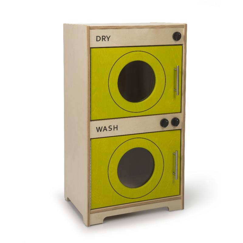 WB6450 - Contemporary  Washer And Dryer