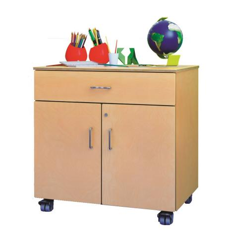 WB1664 - Teachers Mobile Locking Cabinet