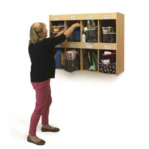 WB1855 - Diaper Bag Storage Cabinet