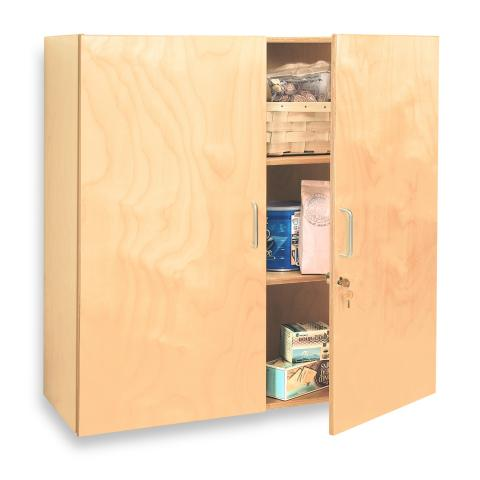 WB3535 - Lockable Wall Mounted Cabinet