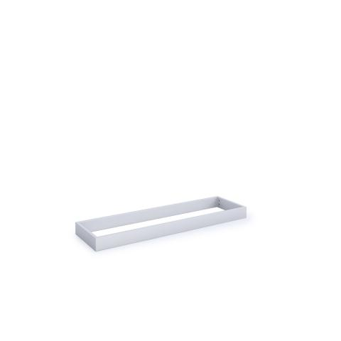 WB0676 - Whitney White Toe Kickboard Base