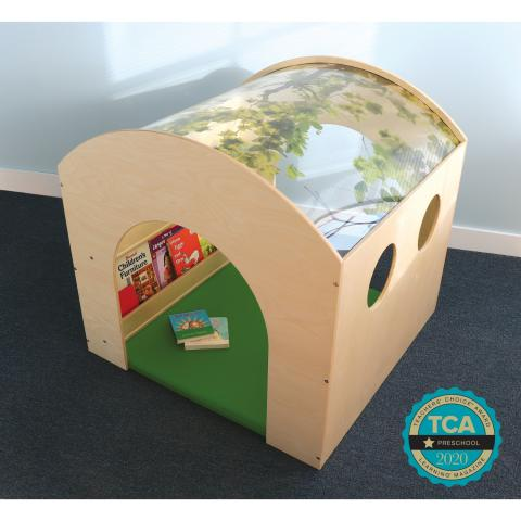 WB2190 Nature Reading Haven with Floor Mat Set