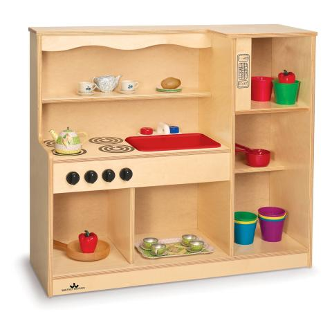 WB0782 - Toddler Kitchen Combo