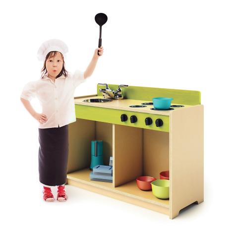 WB2220 - Lets Play Toddler Sink And Stove