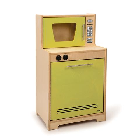 WB6410 - Contemporary Microwave And Dishwasher