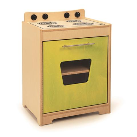 WB6420 - Contemporary  Stove