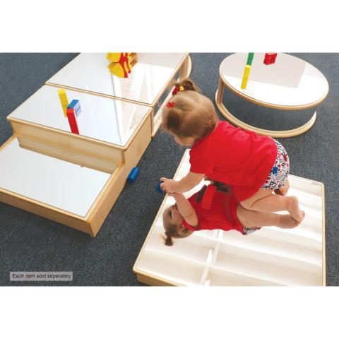 WB0167 - Square Infant Floor Mirror