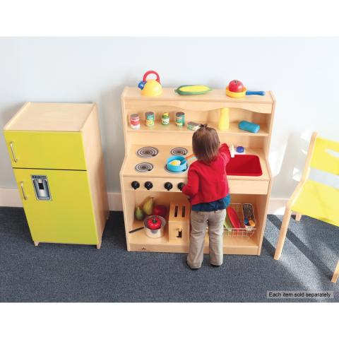 WB0781 Toddler Sink and Stove