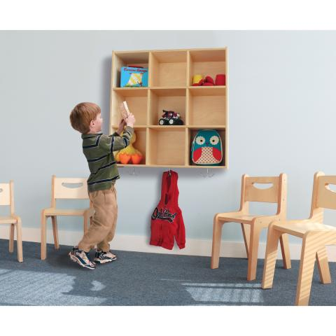 WB1550 - Hang On The Wall Storage Cubbie