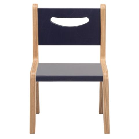 "CR2510S - Whitney Plus 10"" Scandinavian Blue Chair"