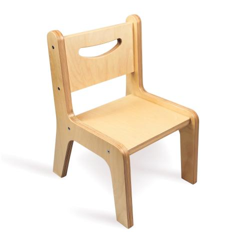 "CR2512N - Whitney Plus 12"" Natural Chair"