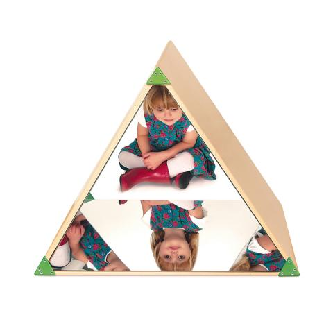 WB0719 - Triangle Mirror Tent