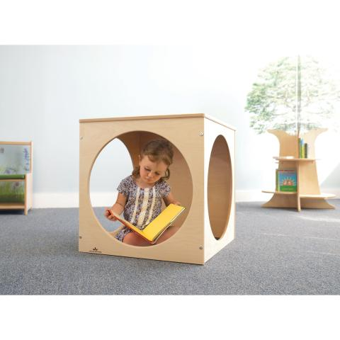 WB0215 - Toddler Play House Cube