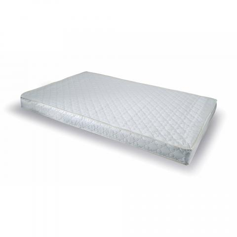 112-766 - White Crib Mattress