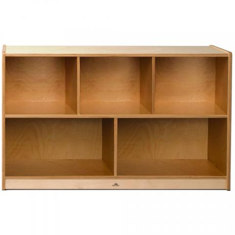 "CH1330N - 18Mm 30"" High Cabinet Natural Back"
