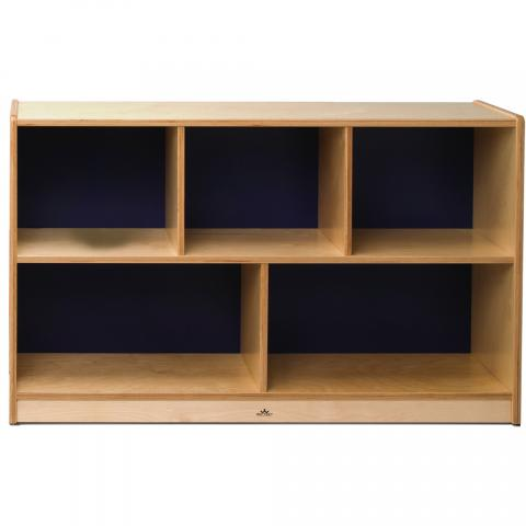 "CH1330S - 18mm 30"" High Cabinet Scan. Blue Back"