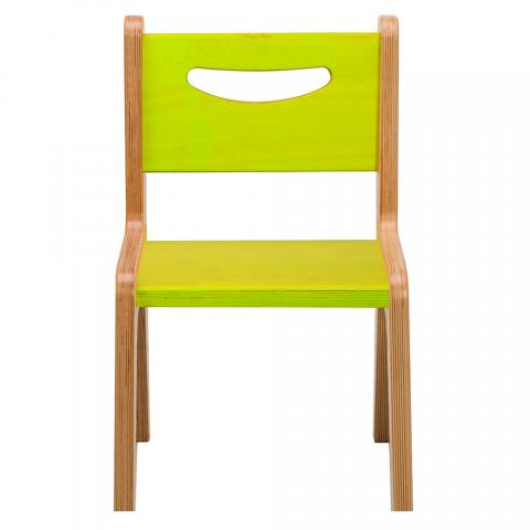 "CR2510G - Whitney Plus 10"" Green Chair"