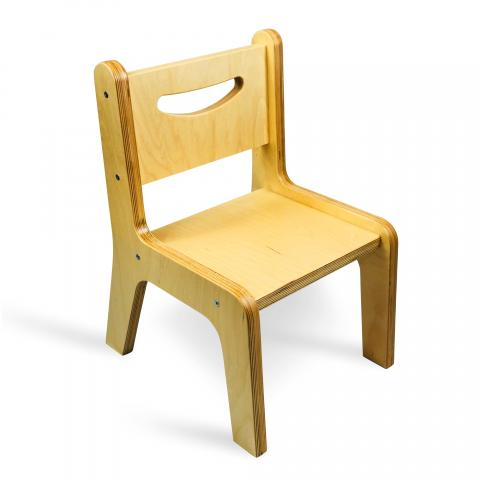 "CR2514N - Whitney Plus 14"" Natural Chair"
