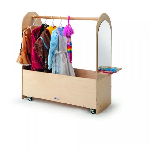 WB0475 - Portable Dress-Up Rack