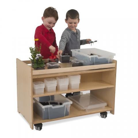WB1835 - Mobile Garden Center