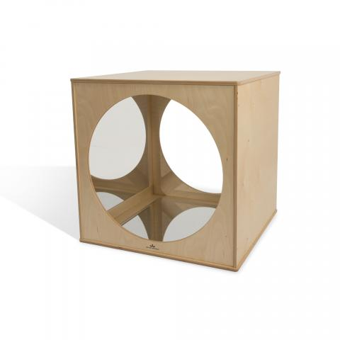 WB1861 - Toddler Kaleidoscope Play House Cube