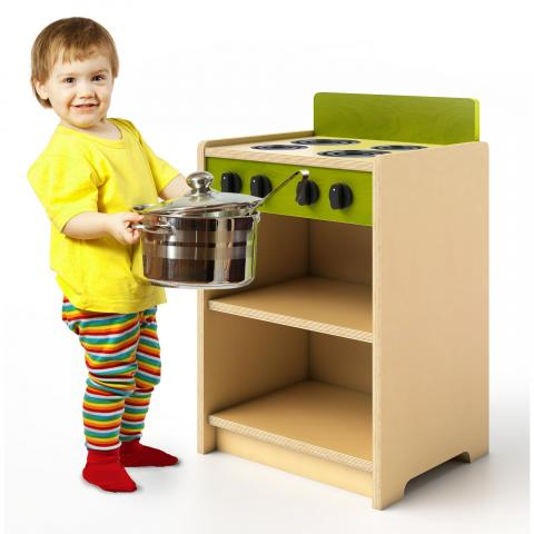 WB2225 - Lets Play Toddler Stove