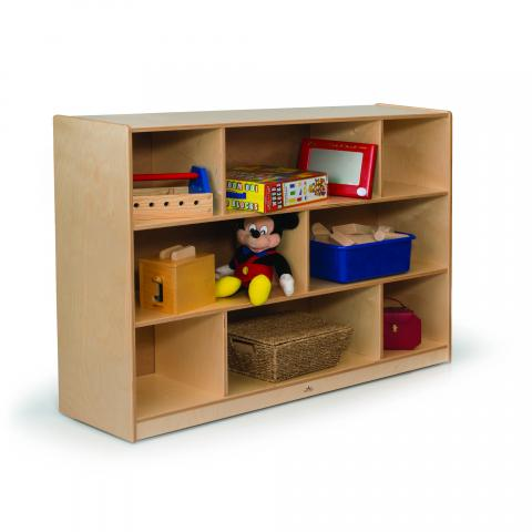 "WB6353 - 36"" High Basic Single Storage Cabinet"