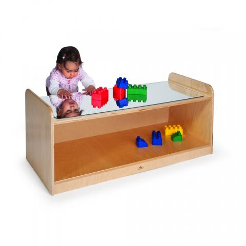 WB9960 - Play Table With Mirror Top