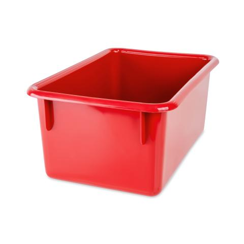 101-334 - 11.25 X 7.75 X 5 Super Tote Tray - Red