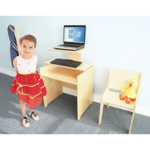 WB3581 Adjustable Economy Study Station Set
