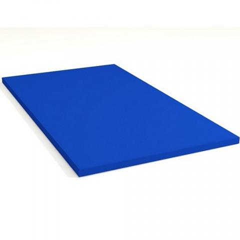 112-720 - 1 X 23.25 X 42 Royal Blue Changing Pad