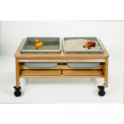 CH4049 - 2 Tub-Sand And Water Table