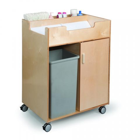 WB0634 - Easy Access Changing Cabinet