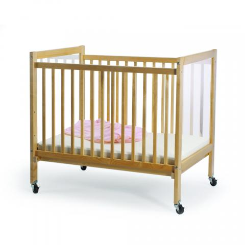 WB9503 - Infant Clear-View Crib